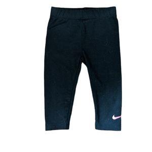 Nike Dri-Fit black leggings size 12 months